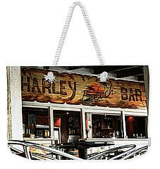 Harley Beach Bar Weekender Tote Bag