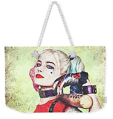 Harley Is A Crazy Woman Weekender Tote Bag