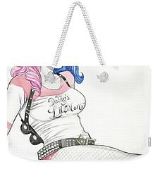 Harley Quinn Ss 1 Weekender Tote Bag