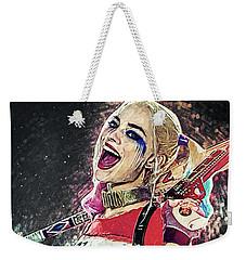 Harley Quinn Weekender Tote Bag