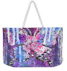 Harmony Butterfly Weekender Tote Bag