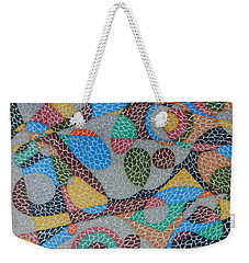 Harmony Weekender Tote Bag by Kruti Shah