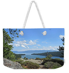 Weekender Tote Bag featuring the photograph Harmony by Lynda Lehmann