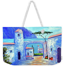 Harmony Of Como Weekender Tote Bag