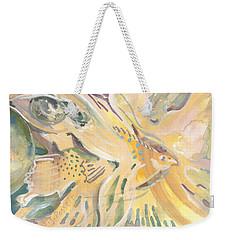 Harmony On Earth Weekender Tote Bag