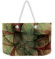 Harmony Remains Weekender Tote Bag by Jeff Iverson