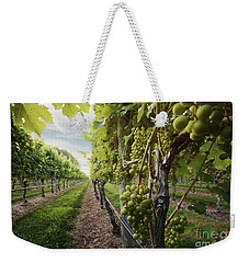 Harmony Vineyard Stony Brook New York Weekender Tote Bag