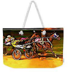 Harness Race #2 Weekender Tote Bag