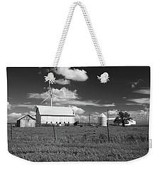 Harnessing The Wind In Indiana Weekender Tote Bag