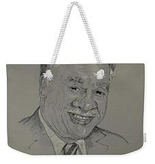 Harold Washington  Weekender Tote Bag