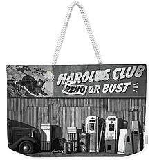 Harold's Club Weekender Tote Bag