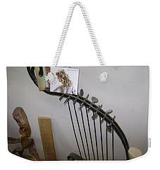 Harp Weekender Tote Bag