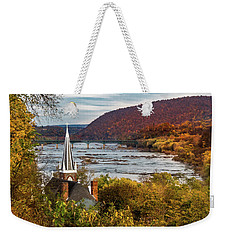 Harpers Ferry, West Virginia Weekender Tote Bag
