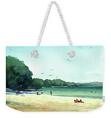 Harrington Beach, Wisconsin Weekender Tote Bag