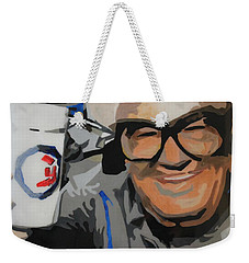 Harry Caray Weekender Tote Bag