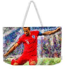 Harry Kane Weekender Tote Bag