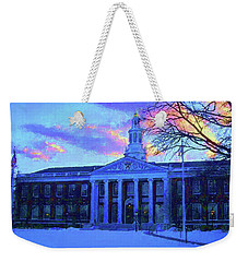 Harvard Business Weekender Tote Bag