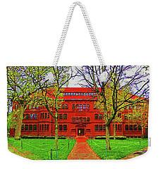 Harvard Weekender Tote Bag