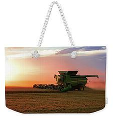 Harvest Colors Weekender Tote Bag