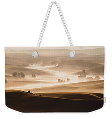 Harvest Dust Weekender Tote Bag by Chris McKenna