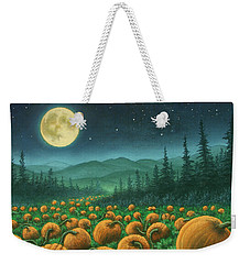 Harvest Moon 01 Weekender Tote Bag