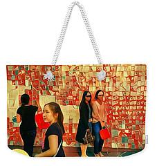 Harvest Moon Festival Weekender Tote Bag