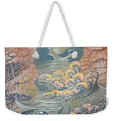Harvest Moons Weekender Tote Bag