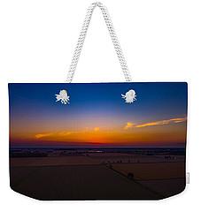 Harvest Sunrise Weekender Tote Bag