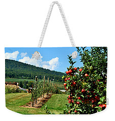 Harvest Time In The Catoctin Mountains Weekender Tote Bag
