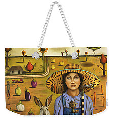 Harvey And The Eccentric Farmer Weekender Tote Bag