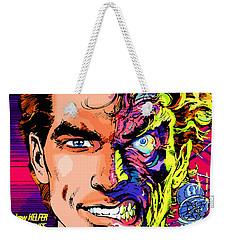 Harvey Dent  Weekender Tote Bag