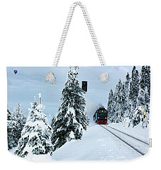 Harz Ballooning And Brocken Railway Weekender Tote Bag