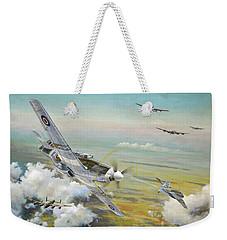 Haslope's Komet Weekender Tote Bag
