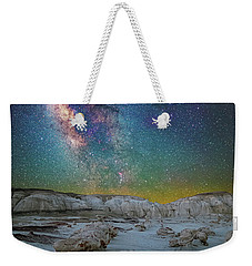 Hatched By The Stars Weekender Tote Bag