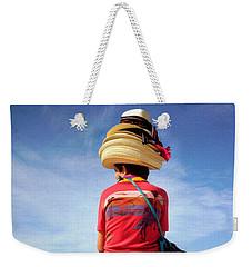 Hats Weekender Tote Bag
