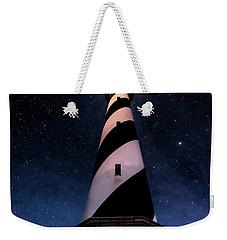 Hatteras Light 1 Weekender Tote Bag