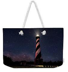 Hatteras Light 2 Weekender Tote Bag