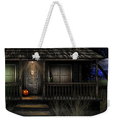 Haunted Halloween 2016 Weekender Tote Bag