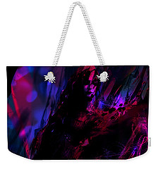 Haunted Weekender Tote Bag