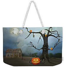 Haunting Weekender Tote Bag by Mary Timman