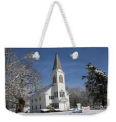 Hauppauge United Methodist Church  Weekender Tote Bag