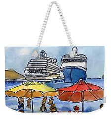 Hautuco Dock Weekender Tote Bag