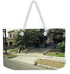 Havana-10 Weekender Tote Bag