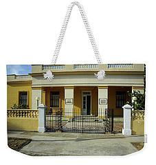 Havana-11 Weekender Tote Bag