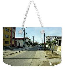 Havana-12 Weekender Tote Bag