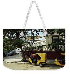 Havana-13 Weekender Tote Bag