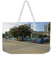 Havana-14 Weekender Tote Bag