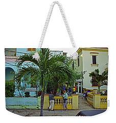 Havana-19 Weekender Tote Bag