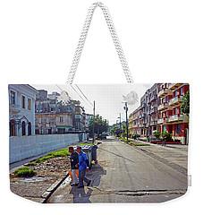 Havana-21 Weekender Tote Bag
