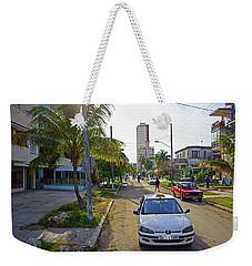 Havana-22 Weekender Tote Bag